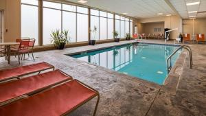 Best Western Airport Inn & Suites Cleveland, Hotely  Brook Park - big - 34