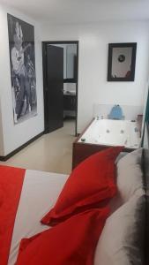 Hotel Solo Suite Chia, Отели  Чия - big - 18