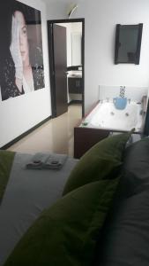 Hotel Solo Suite Chia, Отели  Чия - big - 2
