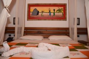Hotel Club du Lac Tanganyika, Отели  Бужумбура - big - 44