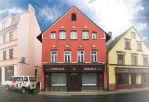 Penzion V Horách - Hotel - Kraslice