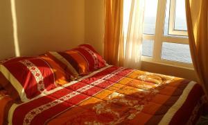 Departamentos Playa Bellavista tome, Apartments  Tomé - big - 8