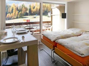 Apartment Rosablanche C12, Ferienwohnungen  Siviez - big - 10