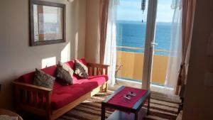 Departamentos Playa Bellavista tome, Apartments  Tomé - big - 10