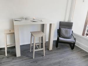 Apartment Rosablanche C12, Ferienwohnungen  Siviez - big - 13