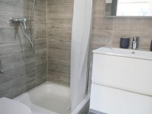Apartment Rosablanche C12, Ferienwohnungen  Siviez - big - 14