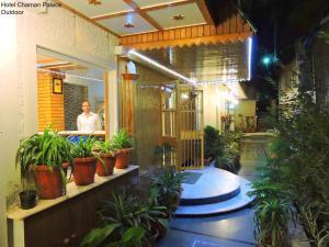 Auberges de jeunesse - Hotel Chaman Palace