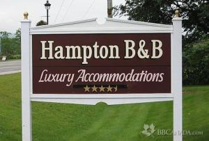 Hampton Bed and Breakfast - Fredericton