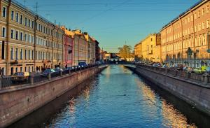 MK Hotel Kraski - Saint Petersburg