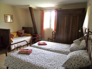 Chambres d Hôtes Domaine du Bourg