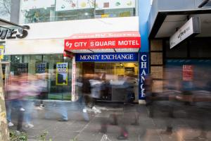 City Square Motel, Motelek  Melbourne - big - 28