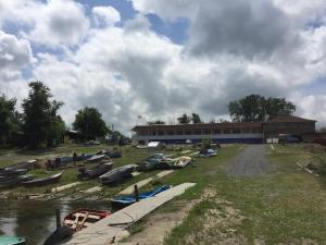 Рыболовная база Баркас