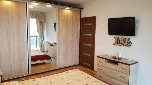 Grand View Apartment, Apartmány  Brašov - big - 17