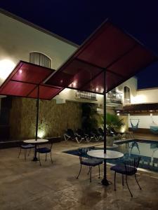 Hotel Dubrovnik, Hotely  Mérida - big - 39