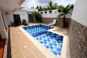 Hotel Casa El Mangle, Vendégházak  Cartagena de Indias - big - 57