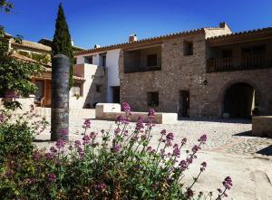 Aldea Roqueta Hotel Rural, Case di campagna  Els Ibarsos - big - 49