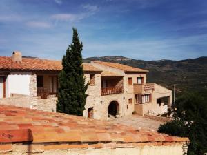 Aldea Roqueta Hotel Rural, Case di campagna  Els Ibarsos - big - 48