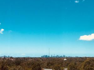 Panorama City View Olympic Park - Sydney