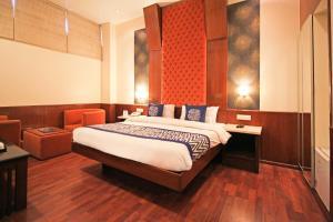 Hotel Aura, Отели  Нью-Дели - big - 100