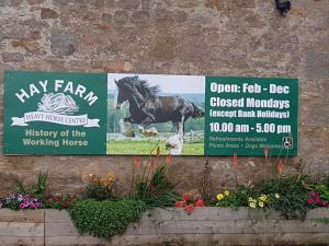 Hay Farm House, Bed & Breakfast  Ford - big - 25