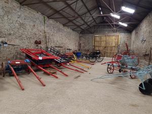 Hay Farm House, Bed & Breakfast  Ford - big - 56