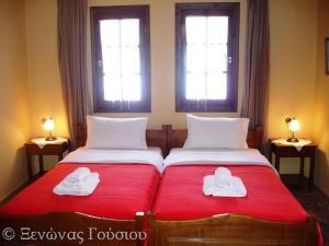 Guesthouse Gousiou, Affittacamere  Neraïdochóri - big - 6