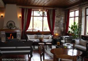 Guesthouse Gousiou, Pensionen  Neraïdochóri - big - 21