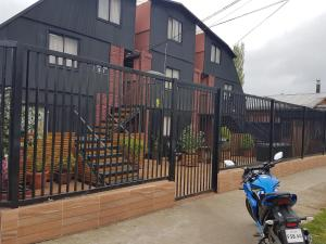 Wildepartamentos, Apartments  Valdivia - big - 5