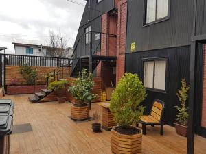 Wildepartamentos, Apartments  Valdivia - big - 4