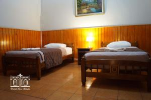 Twin Room Hostal Casa Grande
