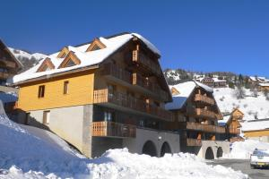 Chalets de Praroustan by Actisource