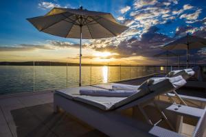 Luxury Hotel Amabilis, Отели  Сельце - big - 67