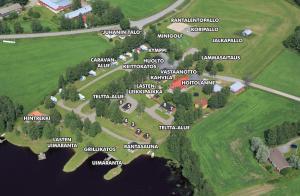 Tastulan Lomakylä - Kivijärvi