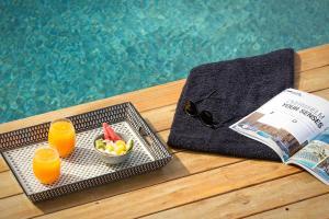 Portes Suites & Villas Mykonos, Aparthotels  Glastros - big - 67