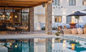 Portes Suites & Villas Mykonos, Aparthotely  Glastros - big - 2