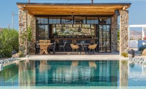 Portes Suites & Villas Mykonos, Aparthotely  Glastros - big - 4