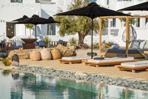 Portes Suites & Villas Mykonos, Aparthotely  Glastros - big - 74