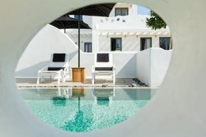 Portes Suites & Villas Mykonos, Aparthotely  Glastros - big - 56