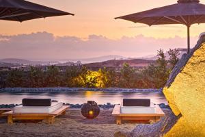 Portes Suites & Villas Mykonos, Aparthotely  Glastros - big - 43