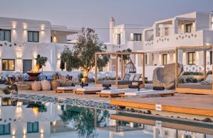 Portes Suites & Villas Mykonos, Aparthotely  Glastros - big - 1
