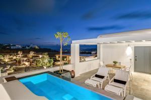 Portes Suites & Villas Mykonos, Aparthotely  Glastros - big - 54