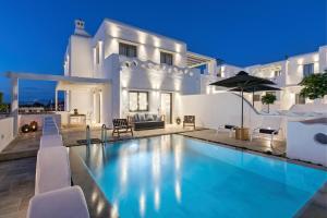 Portes Suites & Villas Mykonos, Aparthotely  Glastros - big - 27