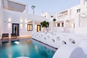 Portes Suites & Villas Mykonos, Aparthotely  Glastros - big - 5