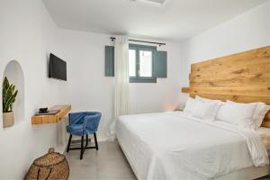 Portes Suites & Villas Mykonos, Aparthotely  Glastros - big - 24