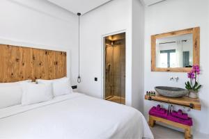 Portes Suites & Villas Mykonos, Aparthotely  Glastros - big - 25
