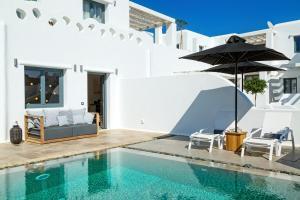 Portes Suites & Villas Mykonos, Aparthotely  Glastros - big - 38
