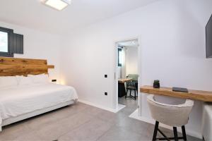 Portes Suites & Villas Mykonos, Aparthotely  Glastros - big - 12