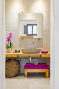 Portes Suites & Villas Mykonos, Aparthotely  Glastros - big - 28