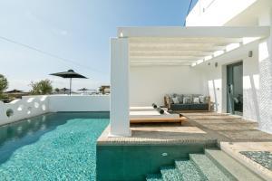 Portes Suites & Villas Mykonos, Aparthotely  Glastros - big - 23