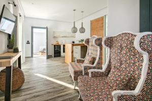 Portes Suites & Villas Mykonos, Aparthotely  Glastros - big - 9